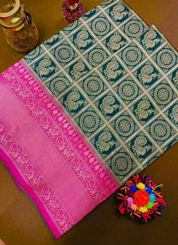 Redolence Classy Series 20-33 Soft Cotton Sobhar Look Traditional Wear Designer Saree Collections