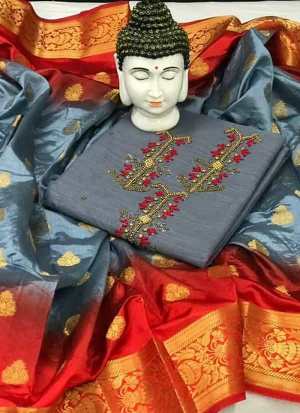 Rahul NX Naari Series 1N-12N Cotton South Slub Latest Designer Suits Non Catalog Collection