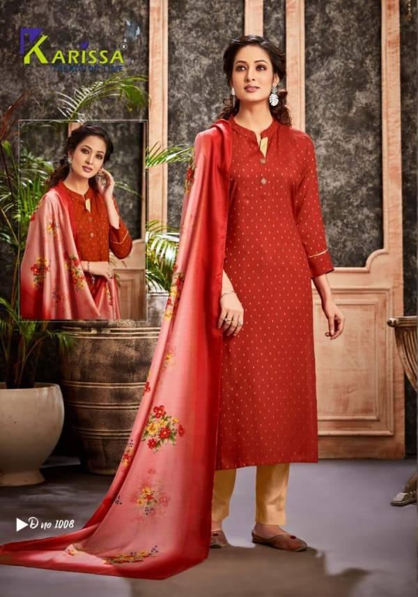 Tathastu Karissa Rayon And Fancy Digital Printed Work Regular Wear Designer Salwar Suits Collection