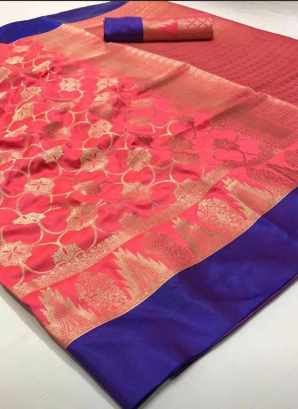 Redolance Silk Pattu Series SILKPATTU-1-SILKPATTU-5 Kanjivaram Silk Exclusive Designer Traditional Wear Sarees Collection