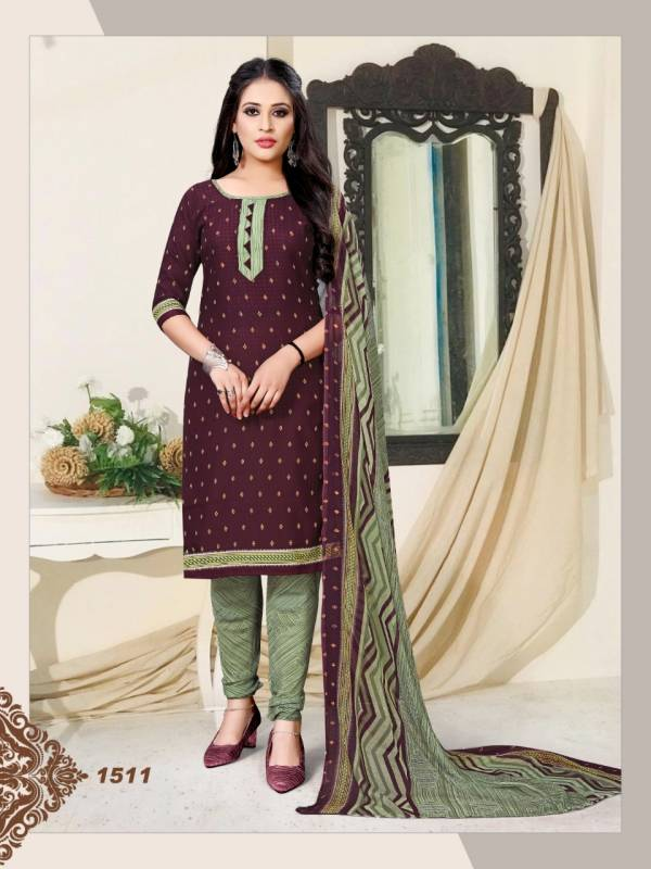Poornima Textile Dhamaka Fancy Casual Wear Salwar Suit Collection