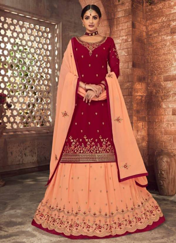 Amyra Designer Panghat Vol 9 Series 146-151 Georgette Satin With Heavy & Exclusive Embroidery And Diamond Work Wedding Ware Salwar Suits Collection