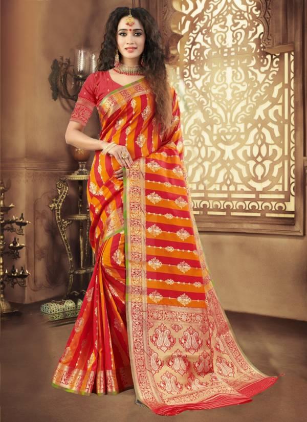 Panchkot  Art Silk Fancy Designer Embroidery Work  Wedding Wear Designer Sarees Collection
