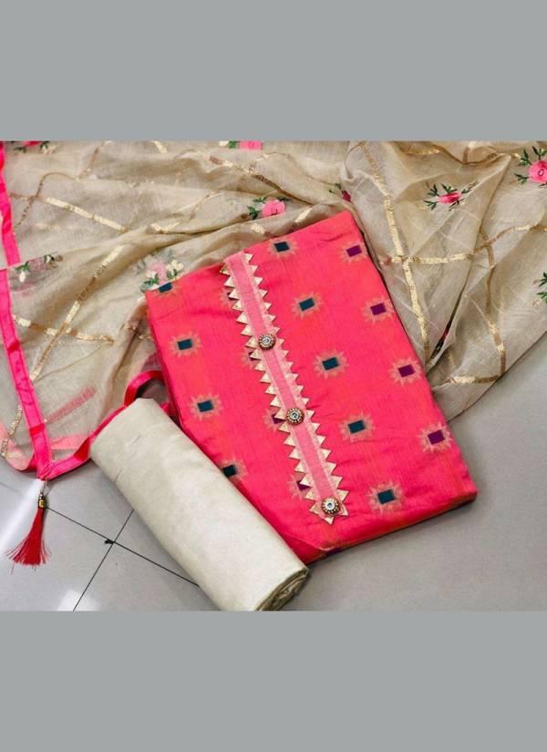 Rahul NX Series 4051-4054 Modal Jacquard New Designer Festival Wear Salwar Suits Collection