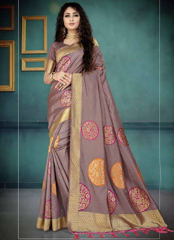 Takshaya Anvesha Series 1001-1010 Soft Silk  Zari work Party Wear Sarees Collection