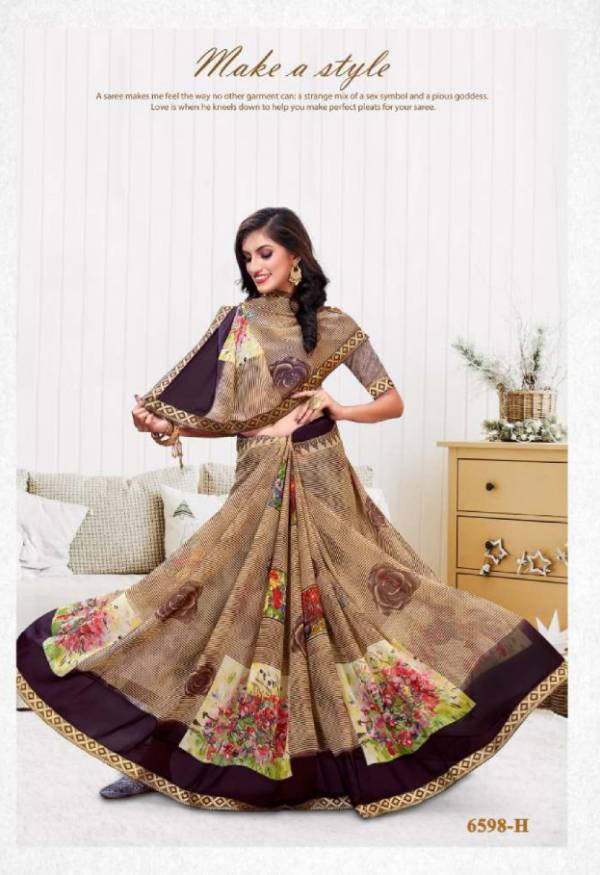 Kodas Sitka Seosons Vol 2 Fancy Daily Wear Printed Sarees Collection