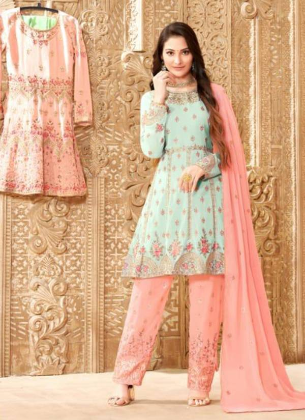 Your Choice Pure Cotton With Self Embroidery Work Fancy Wedding Wear Designer Pakistani Suits Collection