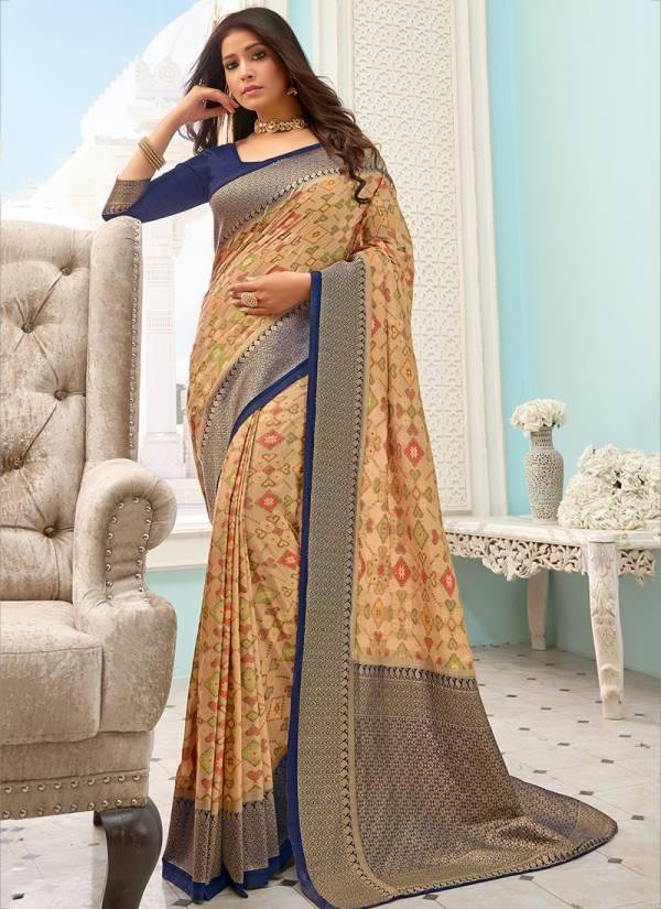 Sangam Tarani Valli Series sgtar-1001-sgtar-1006 Pure Handloom Silk Wedding Wear & Party Wear Sarees Collection