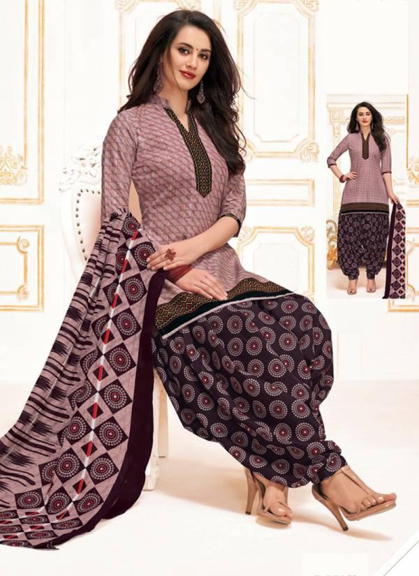 MCM Lifestyle Priya Vol 9 Series 207-238 Pure Cotton New Fancy Printed Regular Wear Readyamde Patiayala Suits Collection