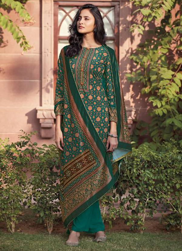 Deepsy Olivia Vol 3 Series 87001-87006 Winter Special Velvet Digital Printed New Designer Palazzo Suits Collection