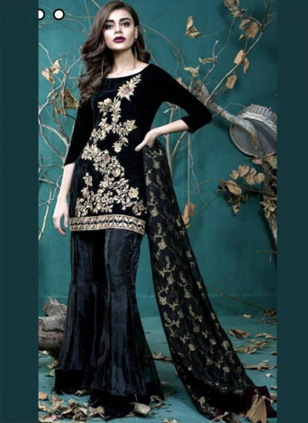 Rinaz Fashion Block Buster Vol 7 Series 1135-1152 Faux Georgette With Heavy Embroidery & Diamond Work Latest Designer Pakistani Suits Collection