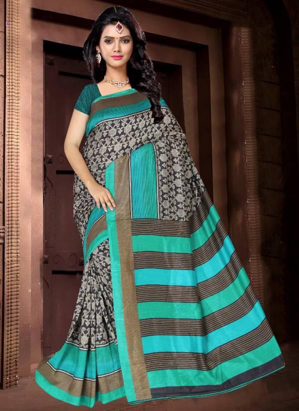 Sangam Infotech Silk Touch Series 8001-8009 Silk Kota New Fancy Casual Wear Sarees Collection For Women