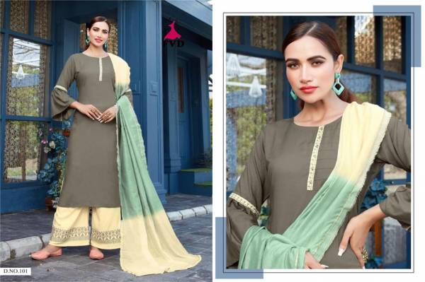 Fashion Valley Dresses Jalsa Vol 1 Rayon With Embroidery Work Readymade Salwar Suits Collection