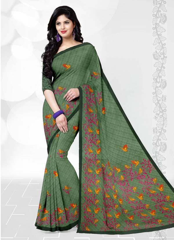 DeepTex Prints Kalamkari Vol 7 Series 7001-7020 Pure Cotton Regular Wear New Fancy Printed Sarees Collection