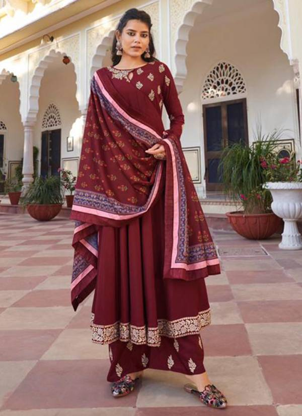 Sajawat Creation Prisha Vol 2 Series 91-96 Heavy Muslin Designer Style With Heavy Fancy Full Work Readymade Palazzo Suits Collection