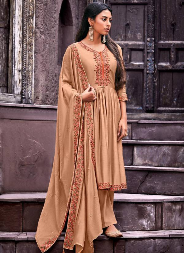 Bela Fashion Ziba Cotton With Hand Work Festival Wear Designer Palazzo Suits Collection