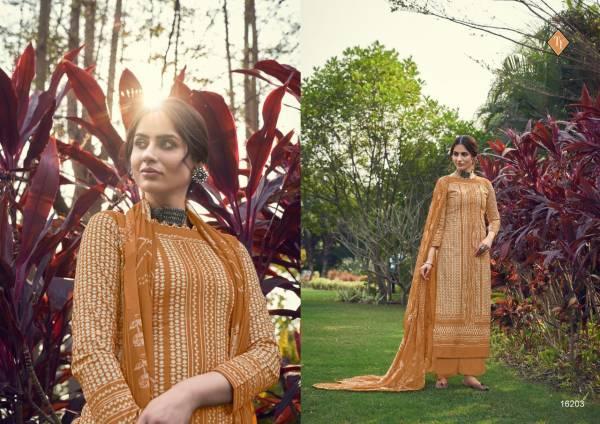 Tanishk Fashion Manjhi Pure Lawn Cambric Cotton Designer Daily Wear Palazzo Suits Collection