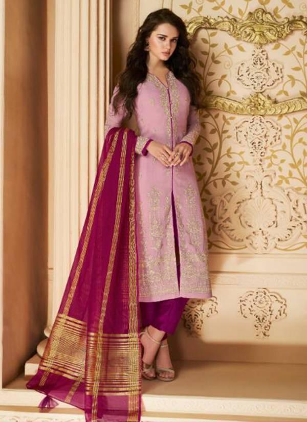 Arihant Designer Ruhaniyat Series 38001-38004 Apple Georgette Fancy Designer Festival Wear Palazzo Suits Collection