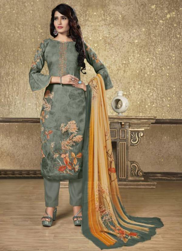 Shivam Export Ruhaab Vol 71 Series RUHAAB1500-RUHAAB1509 Pashmina Fancy Embroidery Work Latest Designer Original Palazzo Suits Collection