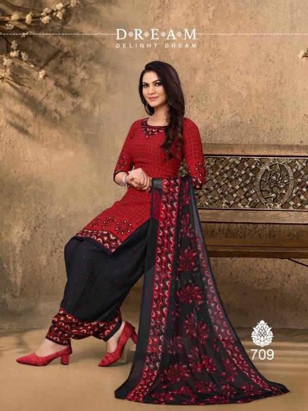 Poornima Textile Anupama American Casual Wear Churidar Suits Collection