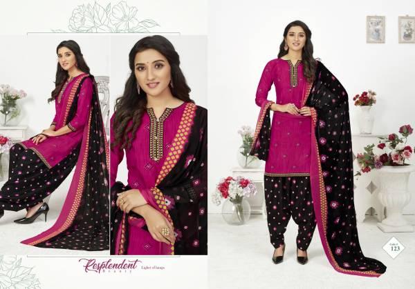 Shree Gurukrupa Dresses Abhisri Cotton Print Festival Wear Patiyala Suit Collection