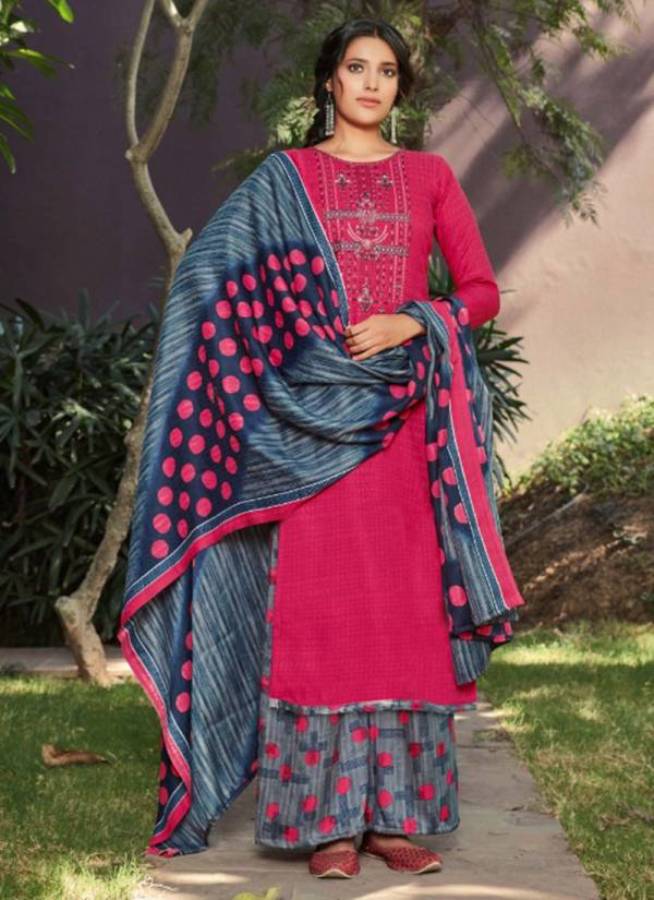 Zulfat Designer Suits Sohini Series 211-001 - 211-010 Pashmina Print With Heavy Kashmiri Embroidery Work Festival Season Suits Collection