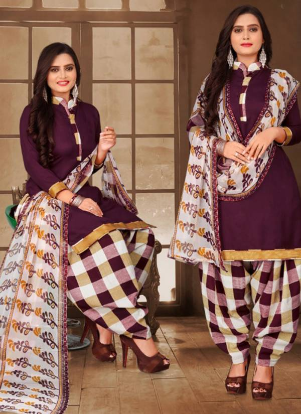 Amit Glamour Touch Patiyala Jenika Vol 4 Series 2029-2040 Synthetic Print Trendy Look Casual Wear Patiyala Suits Collection