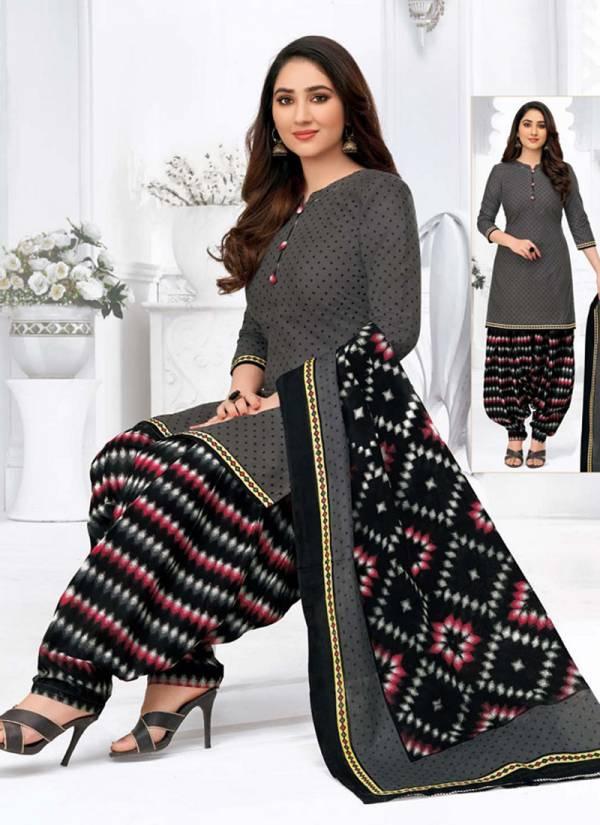 Pranjul Priyanka Vol 7 Series 709-728 Cotton Printed Daily Wear Readymade Patiyala Suits Collection