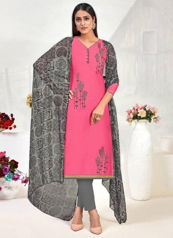 Raghav Creation Wild Card Vol 3 Series 40001-40012 Chanderi Modal Work New Fancy Casual Wear Churidar Suits Collection