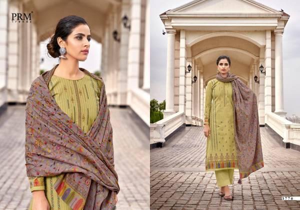 Prm Trendz Kani Wear Vol 3 Pure Lawn Cotton Digital Print With Fancy Work Designer Suit Collection