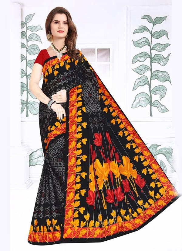 MNF Karina Tusli Pure Cotton Latest Designer Trendy Look Sarees Collection