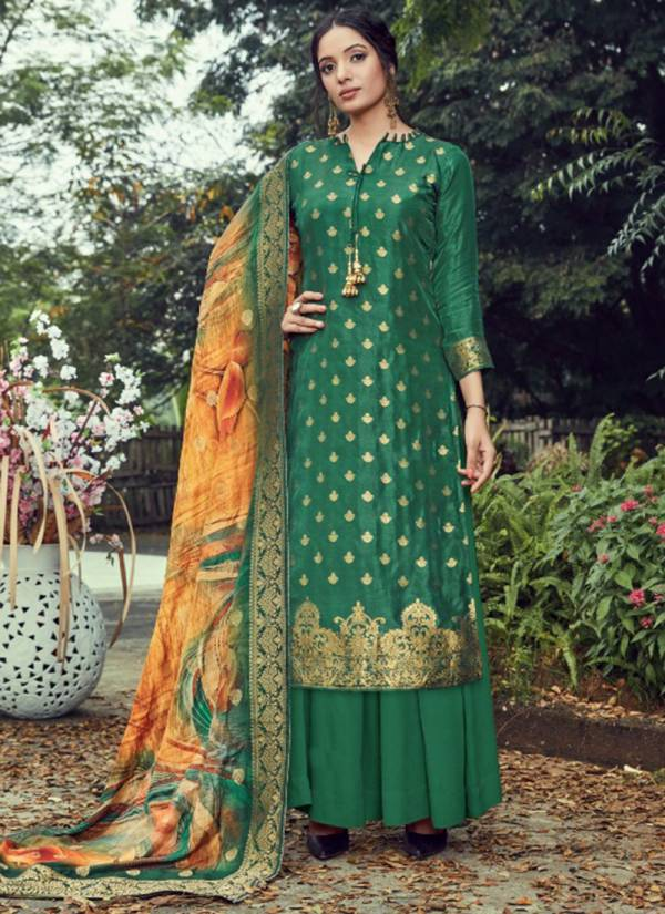 Lavina Vol 115 Series 115-001 - 115-007 Latest Designer Pure Dola Silk Traditional Wear Suits Collection