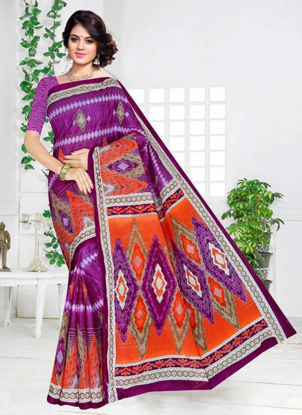 Jonam Kulvadhu Vol 38 Pure Cotton With Fancy Printed Look Daily Wear Sarees Collection