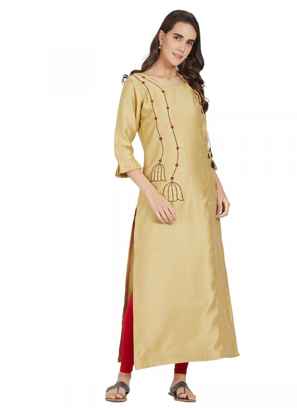 Anyuka Cida Vol 4 Series 1099-25966 Rayon Polyster Cotton Casual Wear Latest Designer Kurtis Collection