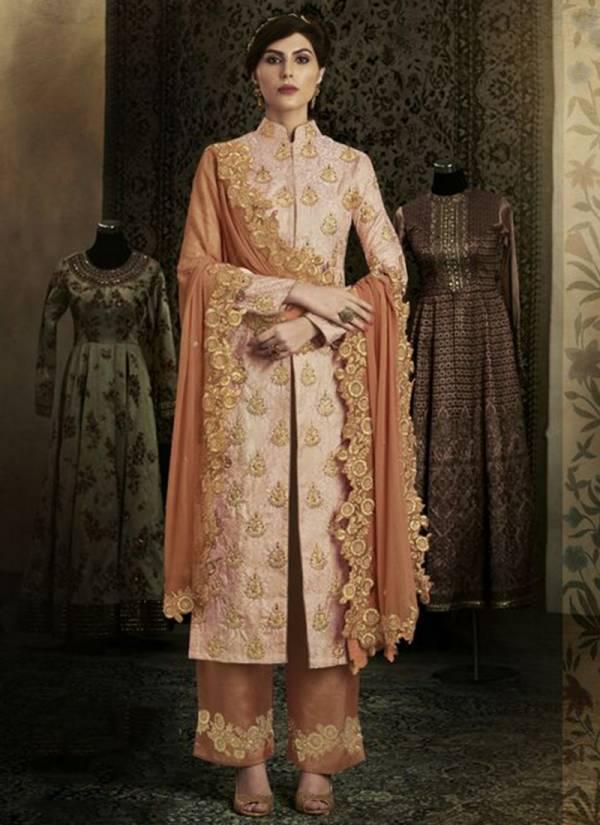 Nakkashi Emotive Series 11059-11065 Net & SIlk Latest Designer Stylish Work Wedding Wear Suits Collection