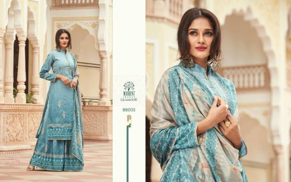 Mohini Glamour Vol 89 Crape Embroidery Digital Printed Work Festival Wear Designer Salwar Suits Collection