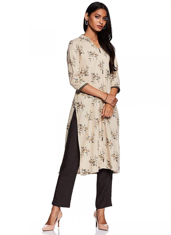 Anyuka Cida Vol 3 Series 11040-26581 Rayon Cotton Fancy Printed Daily Wear Kurtis Collection