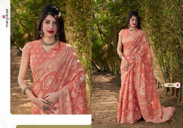 Manjuba Muskaan Silk Designer Sarees Collection