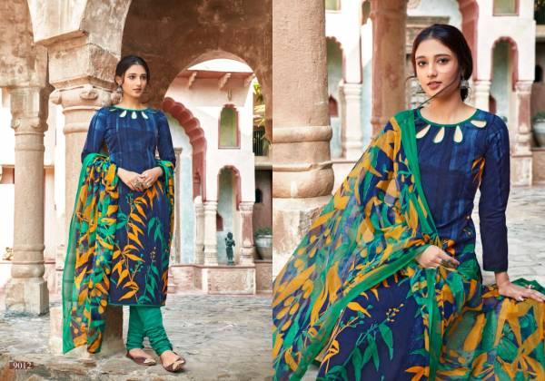 Sweety Fashion Aloft Vol 9 Soft Cotton Fancy Salwar Suits Collection