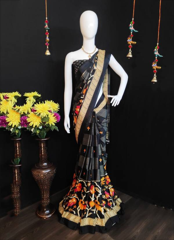 Ruhi Fashion Series 25638-25639 Pure Turkey New Fancy Daily Wear Printed Sarees Collection For Women
