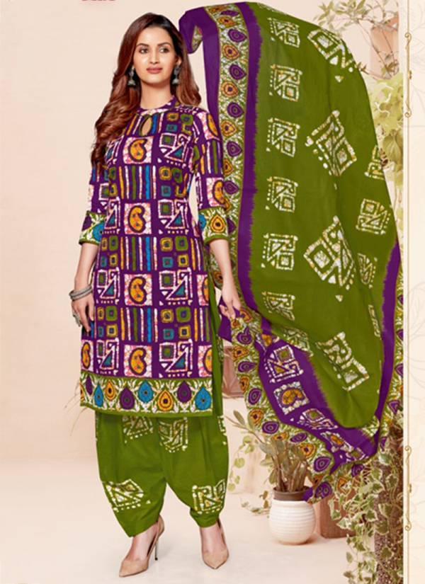 Patidar Mills Batik Special Vol 8 Pure Cotton Trendy Look Design Office Wear Full Stitch Salwar Suits Collection