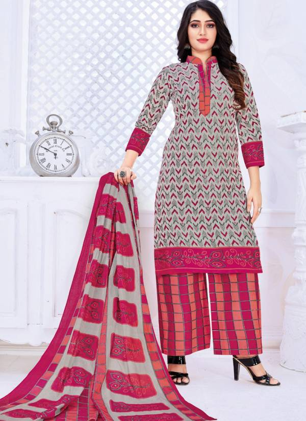 Deeptex Prints Kohinoor Series 3001-3010 Pure Cotton Digital Printed New Fancy Regular Wear Patiyala Suits Collection