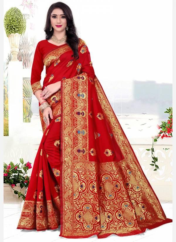 Kodas Ugly Series 8315A-8315D Handloom Cotton Silk New Designer Party Wear Sarees Collection