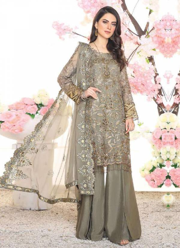 Rinaz Fashion Zebtan Vol 3 Series Z4001-Z4005 Faux GeorgetteWith  Heavy Diamond And Embroidery Work Latest Designer Pakistani Suits Collection