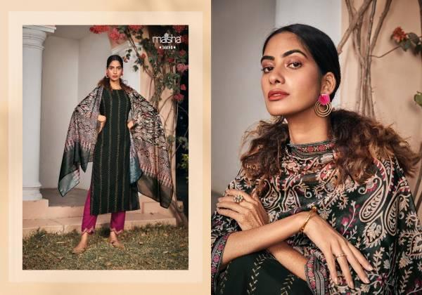 Maisha Maskeen Ji Alayah Series 1601-1605 Pure Rayon With Embroidery & Hand Work Latest Designer Readymade Salwar Suits Collection