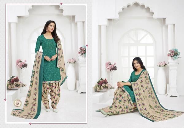 Shree Gurukrupa Dresses Avasara PC Cotton Festival Wear Patiyala Suit Collection