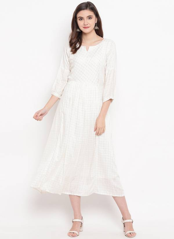 KVS Gazal Series KVSKR1227MRLI-KVSKR1235MRLI Soft Cotton Silk With Fancy Print & Work Casual Wear Kurtis Collection