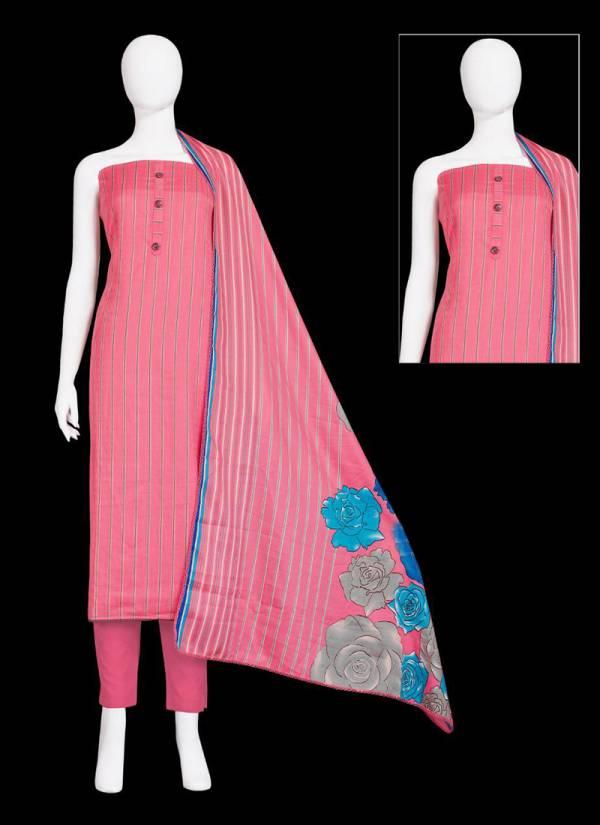 Bipson Lajoo Series 1147A-1147D Woollen Pashmina Printed Trendy Look Regular Wear Winter Salwar Suits Collection