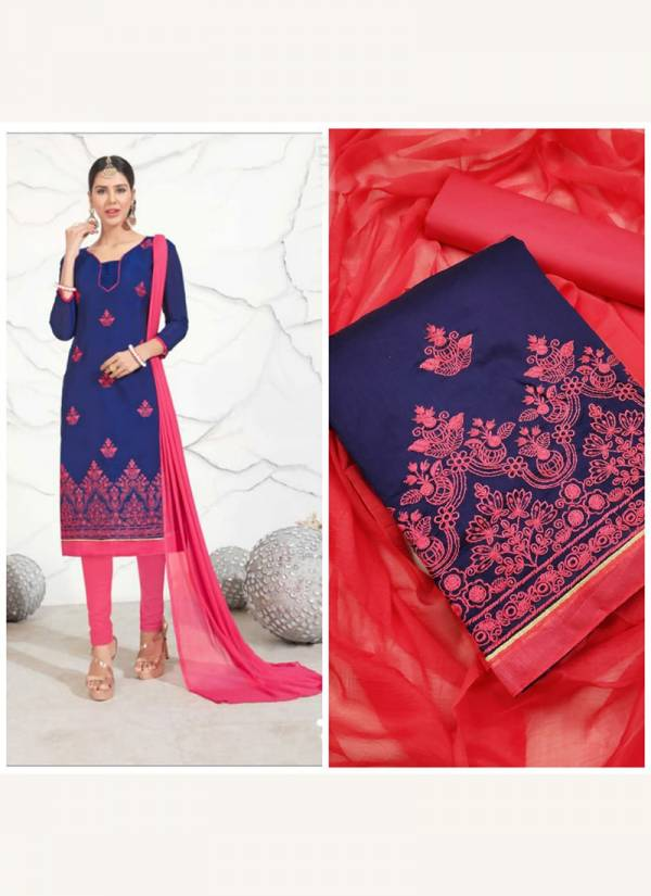 Gangour NX Series 01-11 Chanderi With Embroidery Work Latest Designer New Designer Salwar Suits Collection
