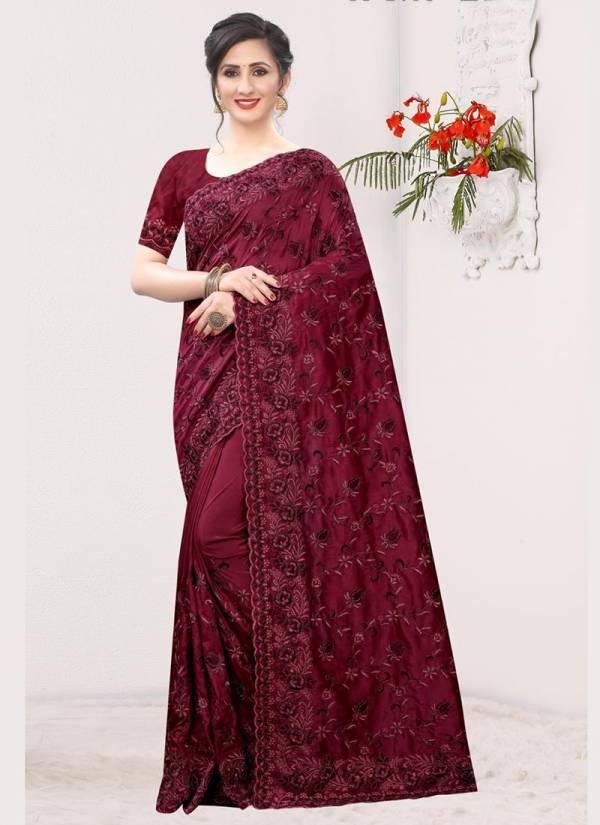 Nari Fashion Dashing Series 771-778 Modal Silk With Heavy Resham Work Latest Designer Sarees Collection